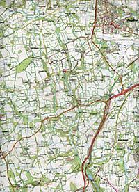 IGN Karte, Carte de randonnée (et plein air) Pont-l'Abbé, Pointe de Penmarc'h - Produktdetailbild 2