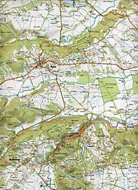 IGN Karte, Serie Bleue  Boulogne sur-Gesse. Trie-sur-Baïse - Produktdetailbild 2