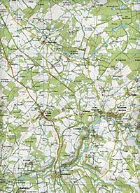 IGN Karte, Serie Bleue Confolens Champagne-Mouton - Produktdetailbild 2