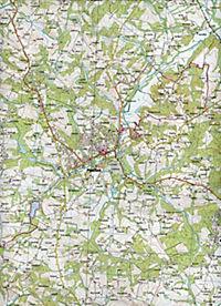 IGN Karte, Serie Bleue Dax Amou Montfort-en-Chalosse - Produktdetailbild 2
