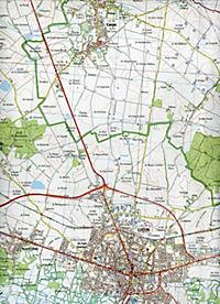 IGN Karte, Serie Bleue Luçon, Saint-Michel-en-l'Herm - Produktdetailbild 2