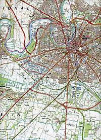 IGN Karte, Serie Bleue Niort Benet Coulon - Produktdetailbild 2