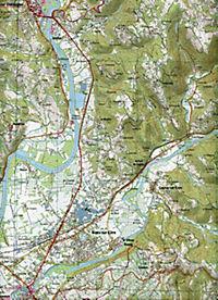 IGN Karte, Serie Bleue Saint Cere Sousceyra - Produktdetailbild 2