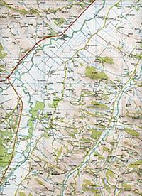 IGN Karte, Serie Bleue Samatan, Lombez, L'Isle-en-Dodon - Produktdetailbild 2