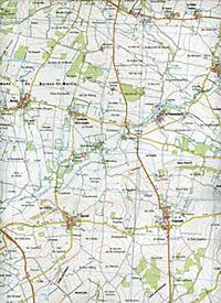 IGN Karte, Serie Bleue St.Jean d'Angely, Tonnay-Boutonne - Produktdetailbild 2