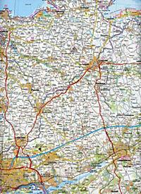 IGN Karte, Tourisme et vélo Brest Quimper, PNR d'Amorique - Produktdetailbild 2