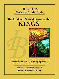 Ignatius Catholic Study Bible: 1 & 2nd Kings, Scott Hahn, Curtis Mitch