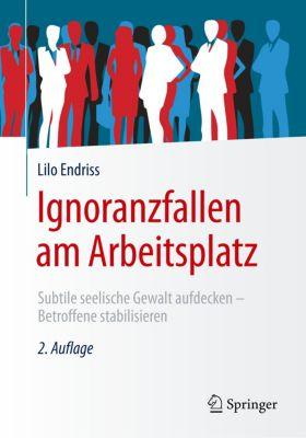 Ignoranzfallen am Arbeitsplatz - Lilo Endriss pdf epub