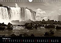 Iguazú Wasserfälle (Wandkalender 2019 DIN A4 quer) - Produktdetailbild 2