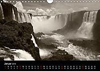 Iguazú Wasserfälle (Wandkalender 2019 DIN A4 quer) - Produktdetailbild 1