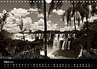 Iguazú Wasserfälle (Wandkalender 2019 DIN A4 quer) - Produktdetailbild 3