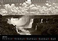 Iguazú Wasserfälle (Wandkalender 2019 DIN A4 quer) - Produktdetailbild 7