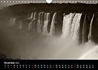 Iguazú Wasserfälle (Wandkalender 2019 DIN A4 quer) - Produktdetailbild 11