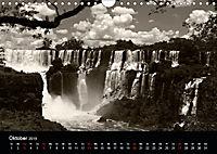 Iguazú Wasserfälle (Wandkalender 2019 DIN A4 quer) - Produktdetailbild 10