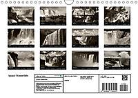 Iguazú Wasserfälle (Wandkalender 2019 DIN A4 quer) - Produktdetailbild 13