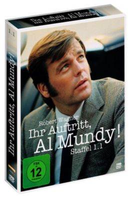 Ihr Auftritt, Al Mundy - Staffel 1.1, Hollywood Classics, Robert Wagner, Senta Berger