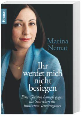Ihr werdet mich nicht besiegen - Marina Nemat pdf epub