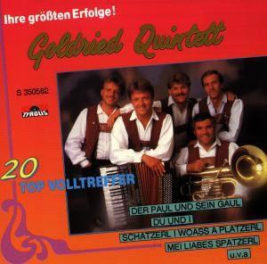 Ihre größten Erfolge (20 Topvolltreffer), Goldried Quintett