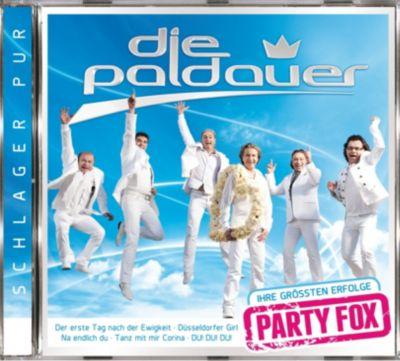 Ihre Grössten Erfolge - Party Fox, Die Paldauer