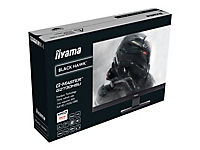 IIYAMA 27i WIDE LCD G-Master Black Hawk 1920x1080 TN LED Bl USB-Hub (2xOut) FreeSync ACR Speakers DP/HDMI/VGA 1ms Black Tuner - Produktdetailbild 3