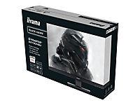 IIYAMA 27i WIDE LCD G-Master Black Hawk 1920x1080 TN LED Bl USB-Hub (2xOut) FreeSync ACR Speakers DP/HDMI/VGA 1ms Black Tuner - Produktdetailbild 6