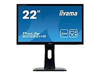 IIYAMA ProLite B2282HS-B1 55,88cm 22Zoll LCD Business Full HD LED 1920 x 1080 Height Adjust HDMI - Produktdetailbild 4