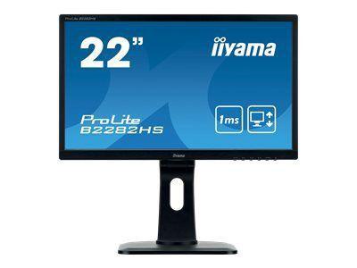 IIYAMA ProLite B2282HS-B1 55,88cm 22Zoll LCD Business Full HD LED 1920 x 1080 Height Adjust HDMI