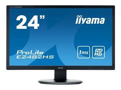 IIYAMA ProLite E2482HS-B1 60,96cm 24Zoll LCD Full HD LED 1920 x 1080 TN panel HDMI