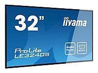 IIYAMA ProLite LE3240S-B1 80cm 31,5Zoll IPS LED Backlight FullHD 1920x1080 VGA RCA DVI HDMI mit USB Mediaplayback Lautsprecher - Produktdetailbild 1