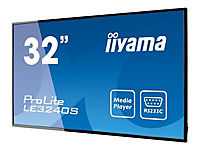 IIYAMA ProLite LE3240S-B1 80cm 31,5Zoll IPS LED Backlight FullHD 1920x1080 VGA RCA DVI HDMI mit USB Mediaplayback Lautsprecher - Produktdetailbild 5