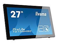 IIYAMA ProLite T2735MSC-B2 68,6cm 27Zoll 10 Punkt Multitouch kapazitiv 1920x1080 AMVA LED VGA DVI HDMI Webcam Mikrofon speaker - Produktdetailbild 4