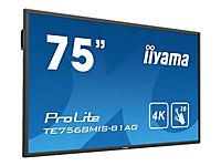 IIYAMA ProLite TE7568MIS-B1AG 189,2cm 75 Zoll 20-Points Touch Screen 3840x2160 IPS-Direct LED panel Full Metal Housing - Produktdetailbild 9