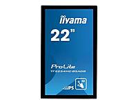IIYAMA ProLite TF2234MC-B5AGB Display 55cm 22Zoll Full HD 1080p 1920x1080 2.1 megapixel HDMI Display Port USB touch - Produktdetailbild 3