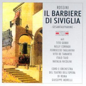 Il Barbiere Di Siviglia, Coro E Orch.Del Teatro Dell'OP