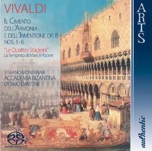 Il Cimento Dell'Armonia Op.8/1, Accademia Bizantina, Ottavio Dantone