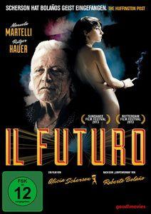 Il Futuro - Eine Lumpengeschichte in Rom, Roberto Bolaño