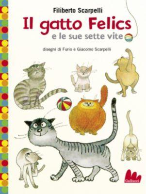 Il gatto Felics e le sue sette vite, Filiberto Scarpelli