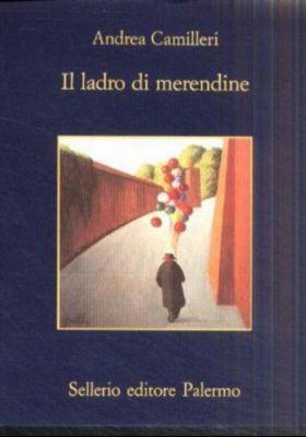 Il ladro di merendine, Andrea Camilleri