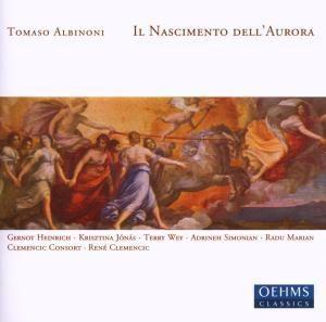 Il Nascimento Dell'Aurora, Clemencic, Heinrich, Jonas, Wey