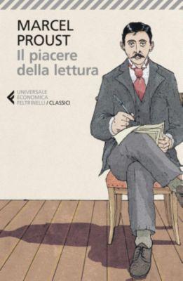 Il piacere della lettura, Marcel Proust