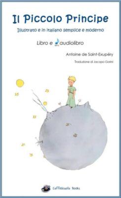 Il Piccolo Principe Libro, Antoine de Saint-Exupéry, Jacopo Gorini