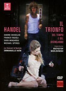 Il Trionfo Del Tempo E Del Disinganno (Ga), Sabine Devieilhe, Franco Fagioli, Emmanuelle Haim