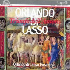 Il trionfo dell'amore (Madrigale nach Francesco Petrarca), Orlando Di Lasso Ensemble, Detlef Bratschke