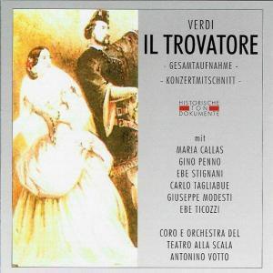 Il Trovatore, Coro E Orch.Del Tatro Alla Sca