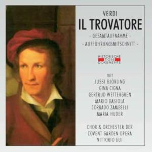 Il Trovatore, Chor & Orch.D.Covent Garden Op