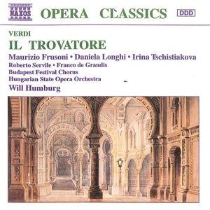 Il Trovatore, Frusoni, Longhi, Tschistiakova