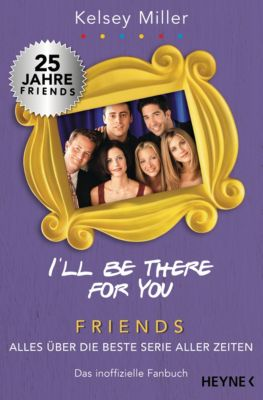 I'll be there for you, Kelsey Miller