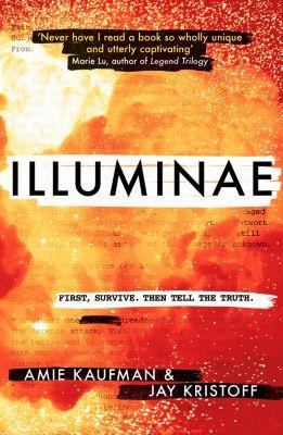 Illuminae, Jay Kristoff, Amie Kaufman