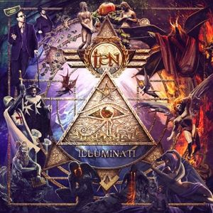 Illuminati (2lp Gatefold/Black/180 Gramm), Ten