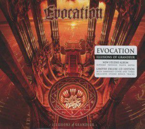 Illusions Of Grandeur (Ltd.Ed.), Evocation